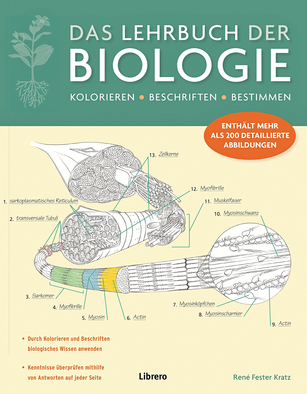 Das Lehrbuch der Biologie