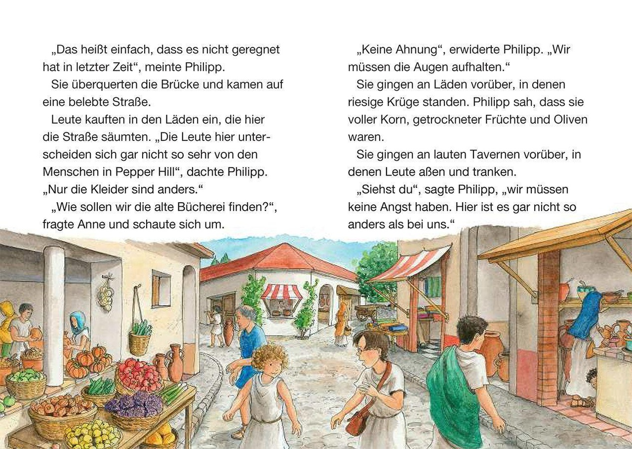 Das magische Baumhaus junior - Der grosse Vulkanausbruch ...