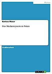 Das Mediensystem in Polen - eBook - Bartosz Mazur,