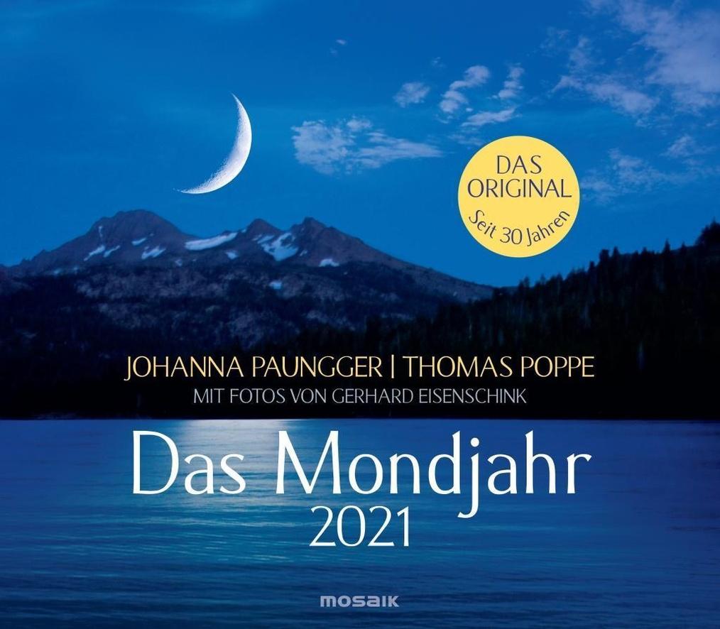 Das Mondjahr 2021 Wandkalender Kalender Bei Weltbild De Kaufen
