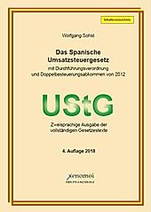 Das Spanische Umsatzsteuergesetz - eBook - Wolfgang Sohst,