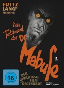 Image of Das Testament des Dr. Mabuse
