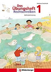 Das Übungsheft Rechtschreiben: H.1 Klasse 1. Stefanie Drecktrah, - Buch - Stefanie Drecktrah,