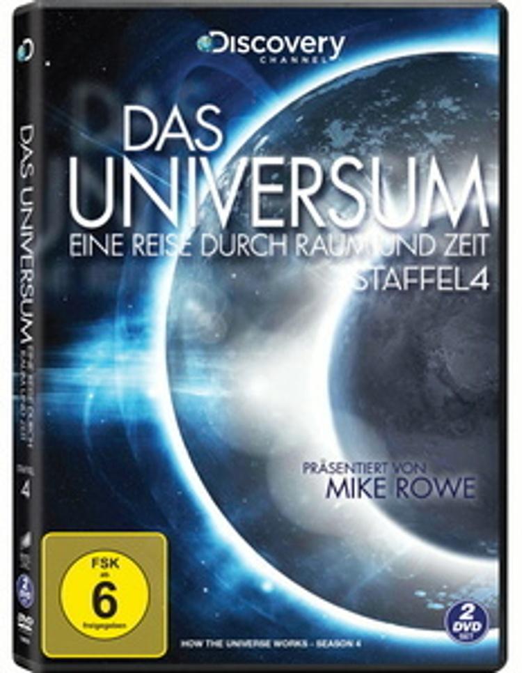 Das Universum Eine Reise Durch Raum Und Zeit