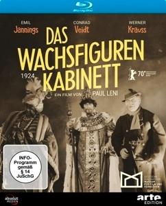 Image of Das Wachsfigurenkabinett (1924)