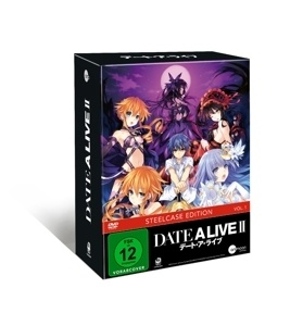 Image of Date A Live II (2. Staffel) - Vol. 1 Limited Steelcase Edition