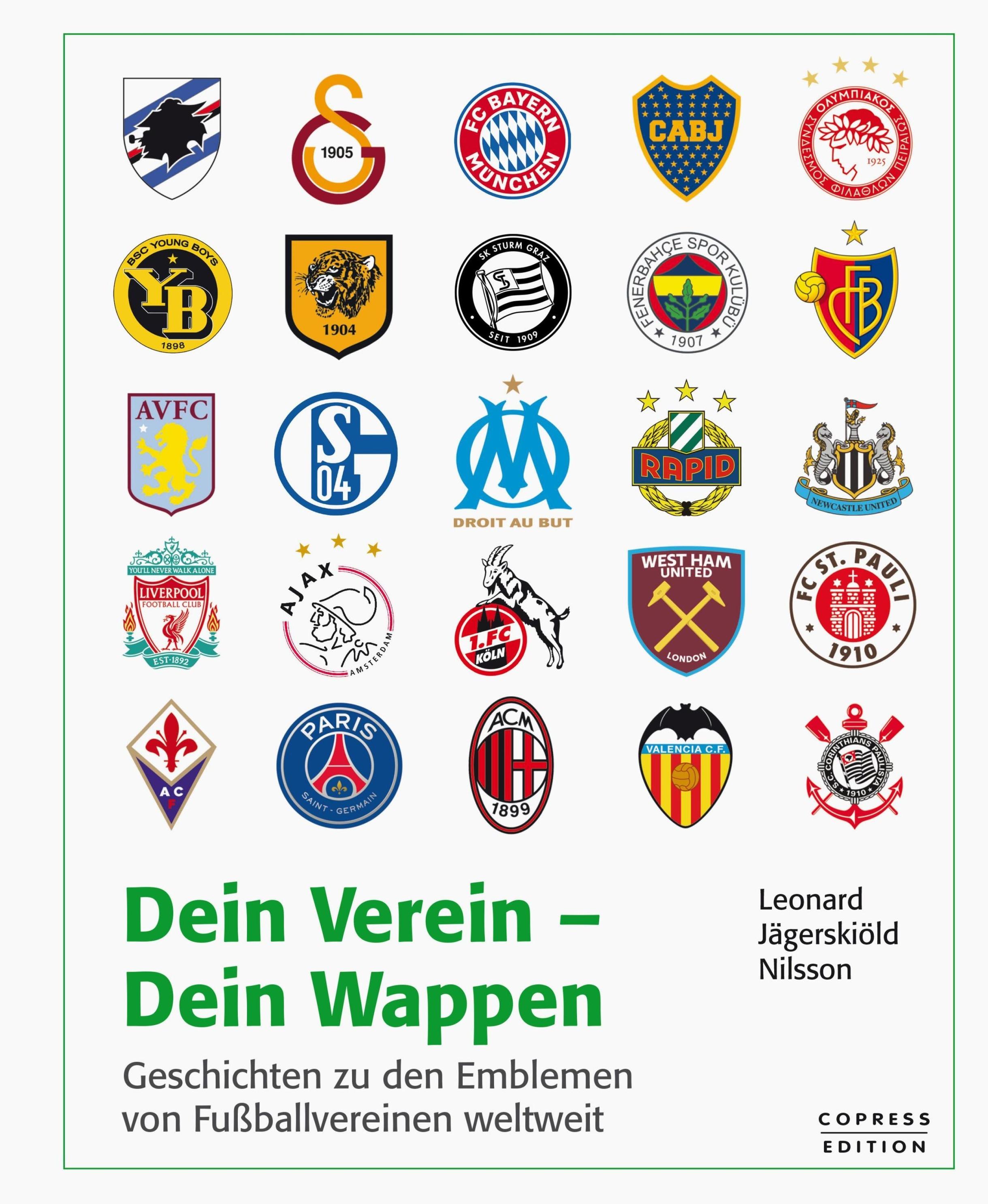 Dein Verein - Dein Wappen: Ebook Jetzt Bei Weltbild De