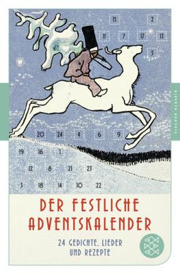 Der festliche Adventskalender - zählen nicht nur die Kinder die Tage. Für  alle