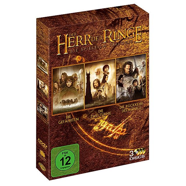 Der Herr Der Ringe Trilogie Dvd Bei Weltbild De Bestellen