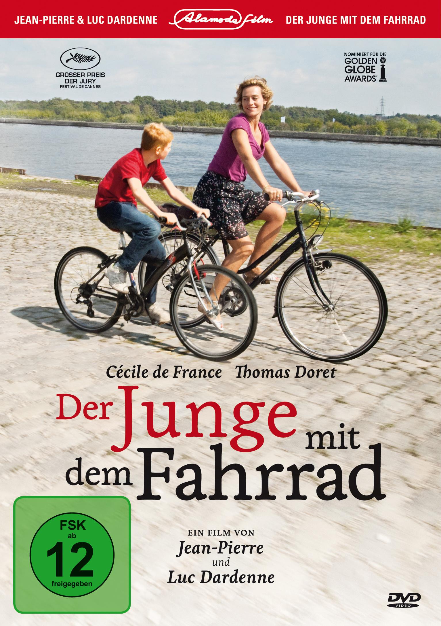 Image of Der Junge mit dem Fahrrad