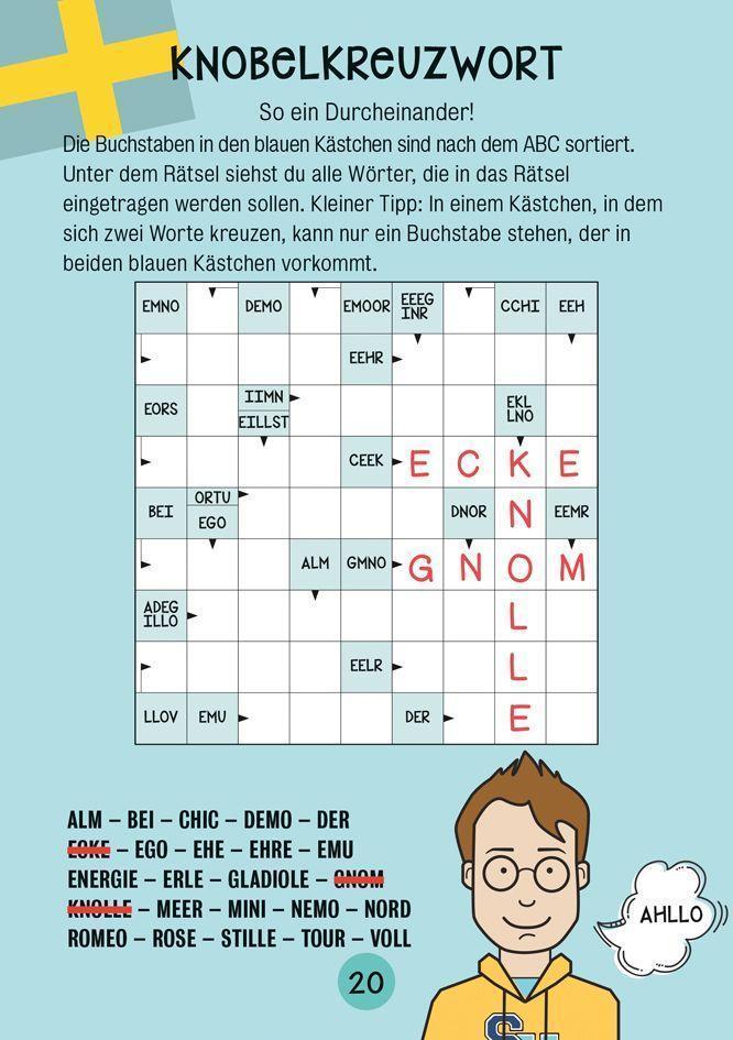 Der kleine Heine Kreuzworträtsel 3 Stefan Heine Für Profis: Ab 10 Jahren