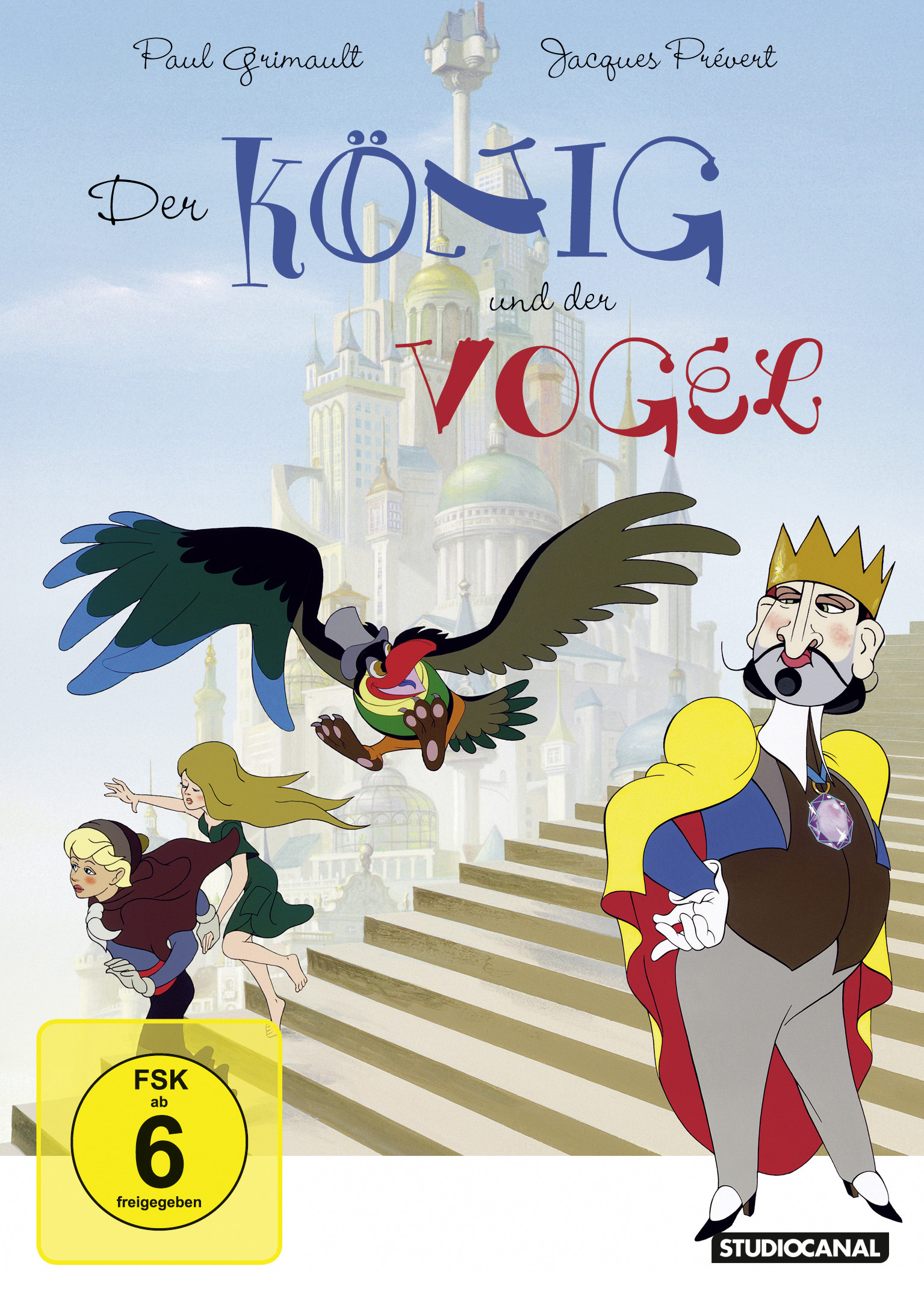 Image of Der König und der Vogel