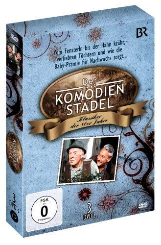 Image of Der Komödienstadel - Klassiker der 80er Jahre