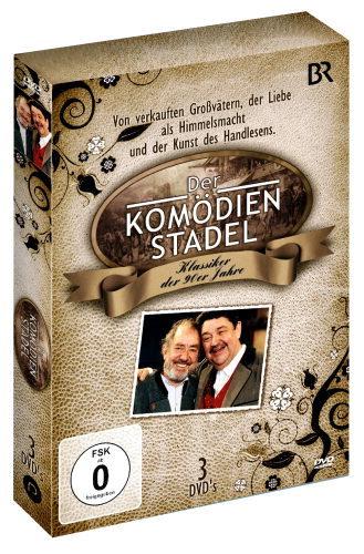 Image of Der Komödienstadel - Klassiker der 90er Jahre