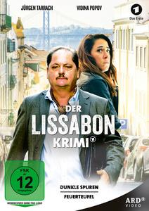 Image of Der Lissabon-Krimi: Dunkle Spuren / Feuerteufel