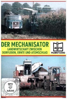 Image of Der Mechanisator 3 - Landwirtschaft zwischen Dorfleben, Ernte und Atomschlag, DVD
