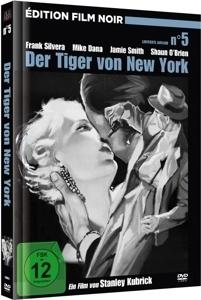 Image of Der Tiger von New York Limited Mediabook