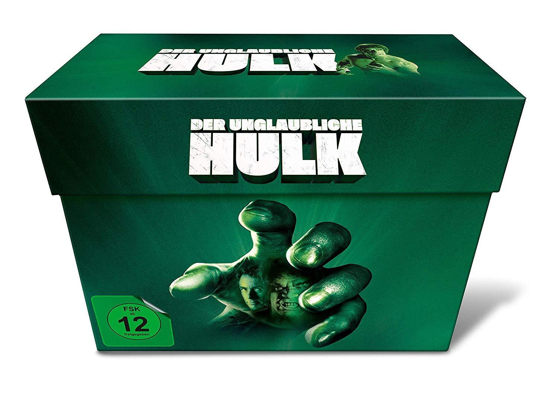 Image of Der unglaubliche Hulk - Die komplette Serie Limited Special Edition
