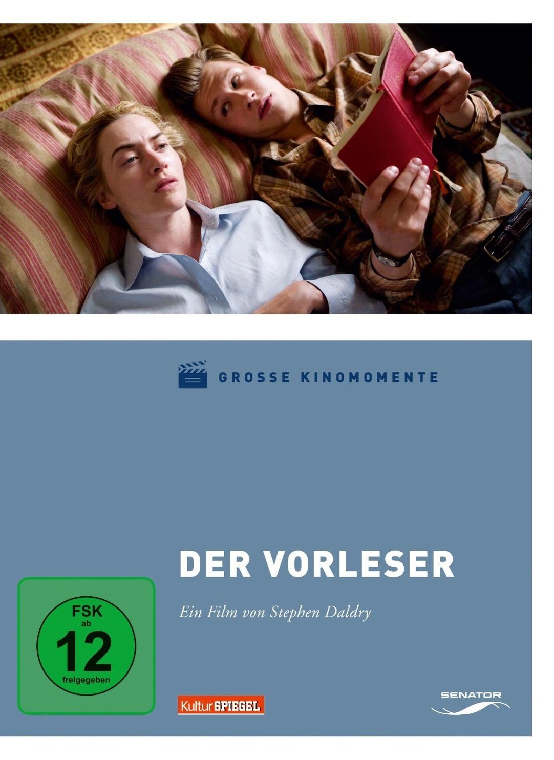 Der Vorleser DVD jetzt bei Weltbild.de online bestellen