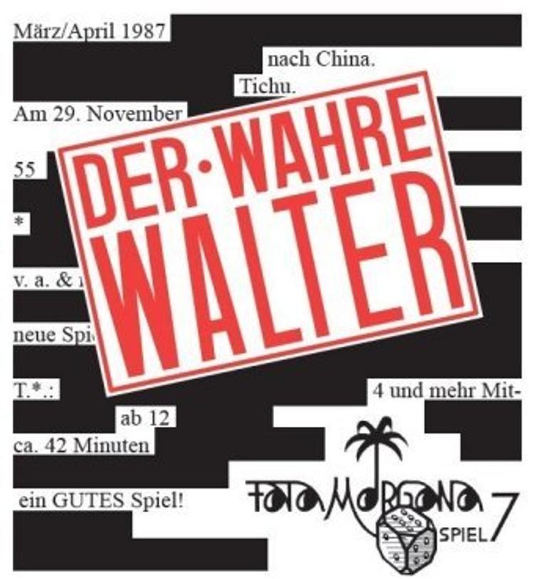 Der Wahre Walter Spiel