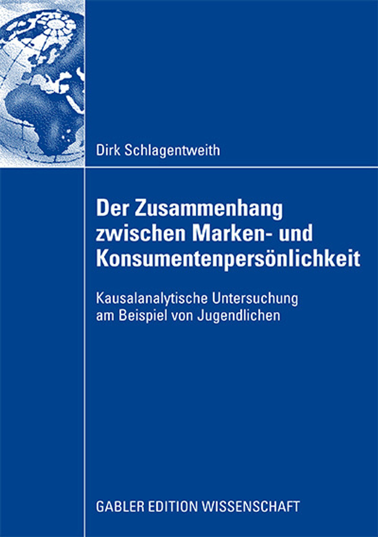 Der Zusammenhang Zwischen Marken Und Konsumentenpersönlichkeit Buch