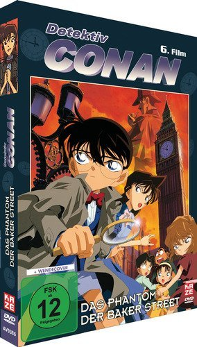 Image of Detektiv Conan - Das Phantom der Baker Street