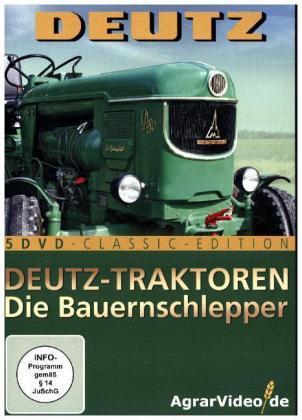 Image of Deutz-Traktoren - Die Bauernschlepper, 5 DVD