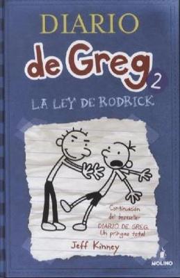 Diario de Greg - La Ley de Rodrick - dass die Sommerferien endlich vorbei sind. Denn die waren diesmal alles andere als lustig! Und das Schlimmste ist: Gregs Bruder Rodrick weiÃ?