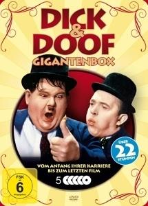 Image of Dick Und Doof Gigantenbox