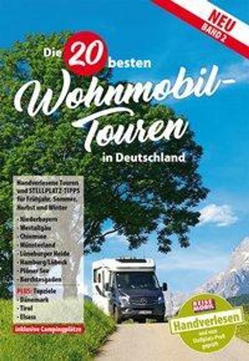 Die 8 besten Wohnmobil-Touren in Deutschland