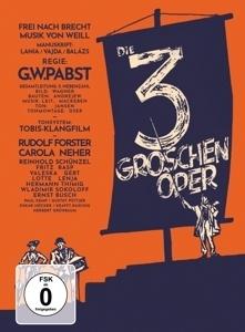 Image of Die 3-Groschen-Oper Mediabook