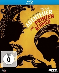 Image of Die Abenteuer des Prinzen Achmed arte Edition