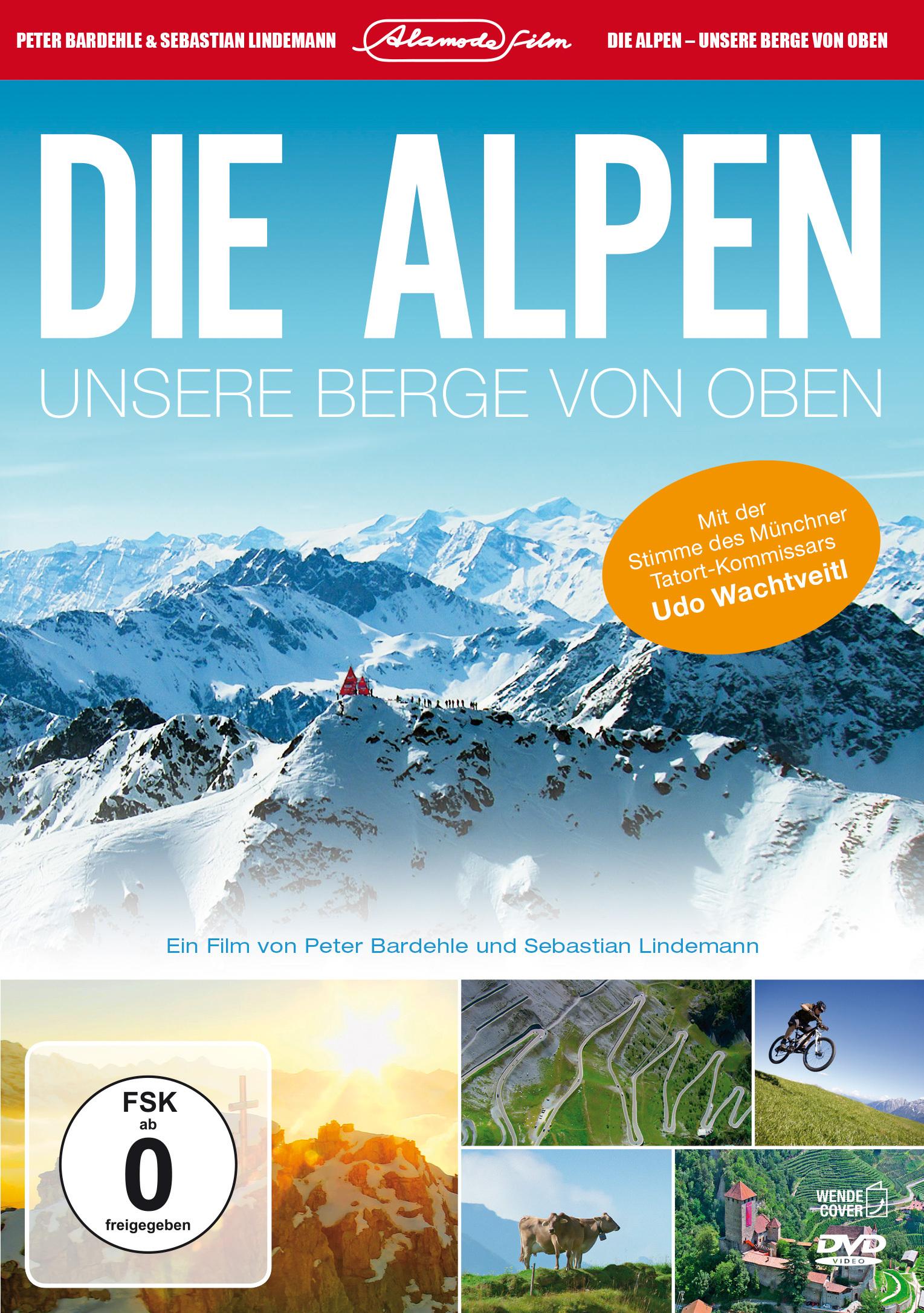 Image of Die Alpen - Unsere Berge von oben