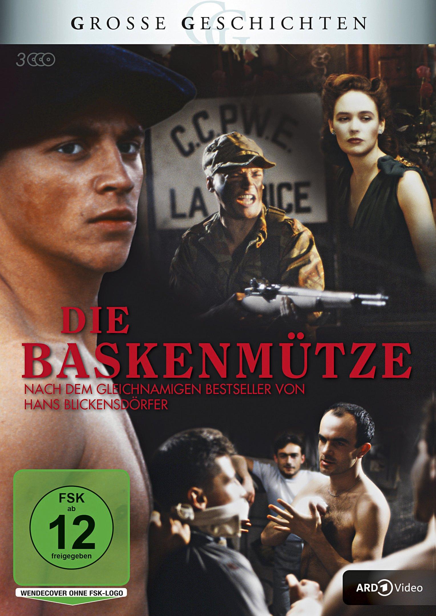 Image of Die Baskenmütze, 3 DVDs