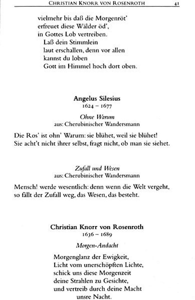 The Forbidden Tree Englische Gedichte Auslander Rose Braun