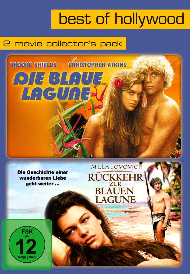 Die Blaue Lagune Ruckkehr Zur Blauen Lagune Dvd Weltbild De