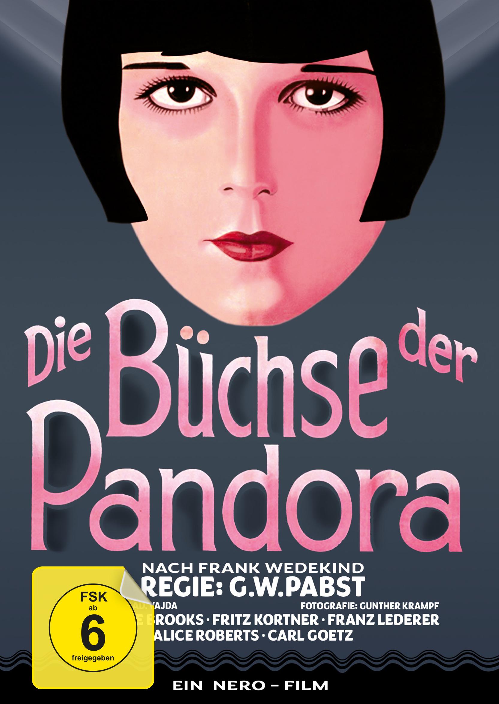 Image of Die Büchse der Pandora - Limited Mediabook