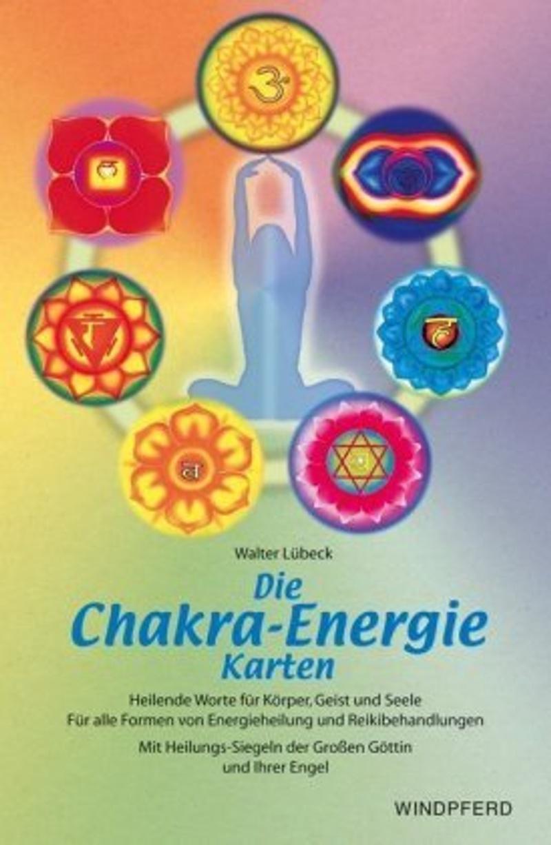 Die Chakra Energie Karten M 154 Karten Buch Versandkostenfrei Bestellen