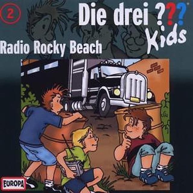 rocky beach die drei fragezeichen kids ausmalbilder  drei