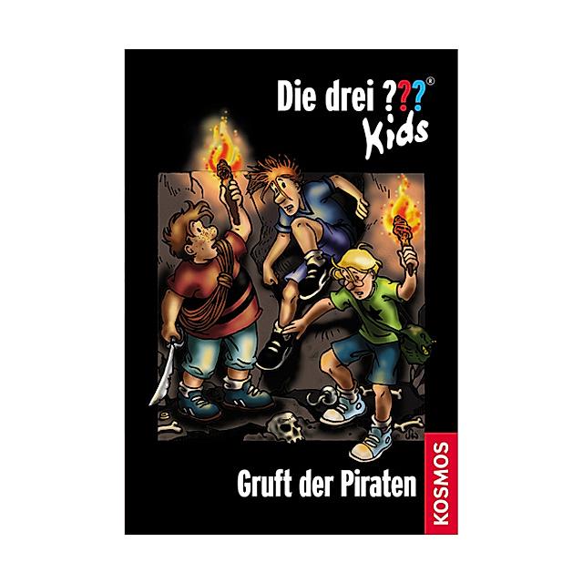 Die Drei Fragezeichen Kids Band 7 Gruft Der Piraten Jetzt Kaufen
