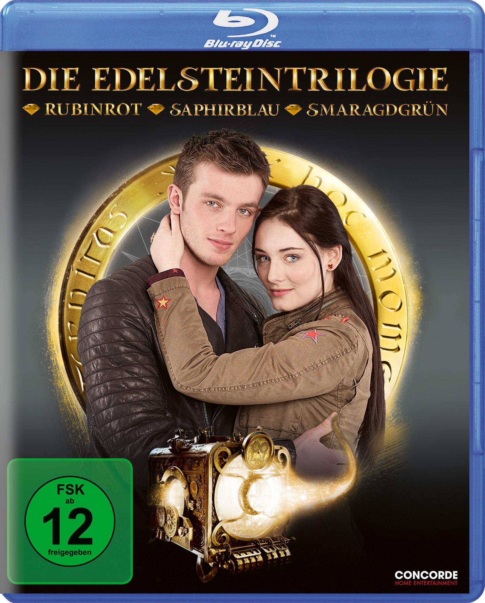Image of Die Edelstein-Trilogie
