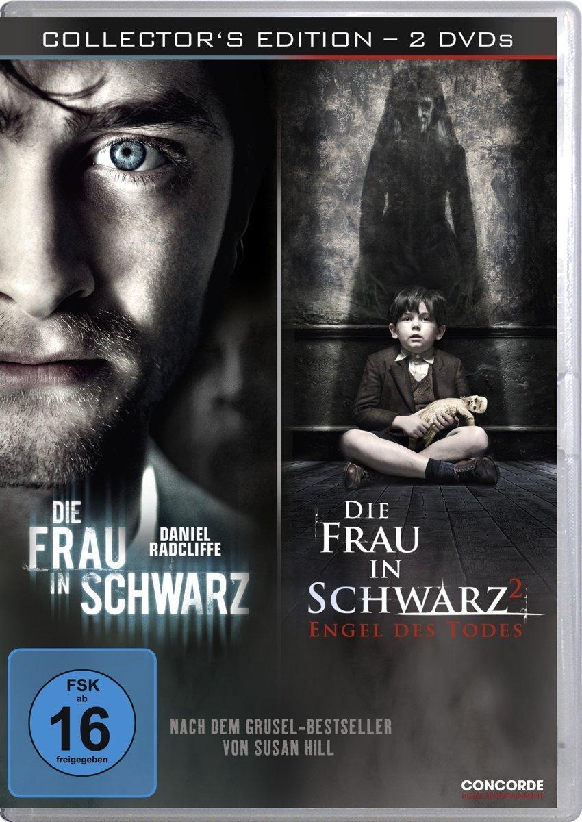 Image of Die Frau in Schwarz 1 + 2