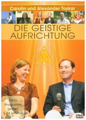 Image of Die Geistige Aufrichtung, DVD