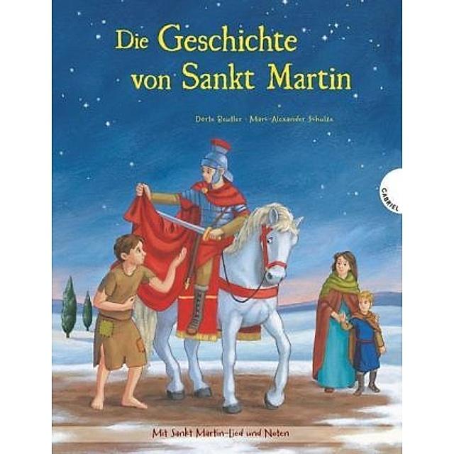 Sankt Martin und der Besenbinder: Eine Erzhlung zum