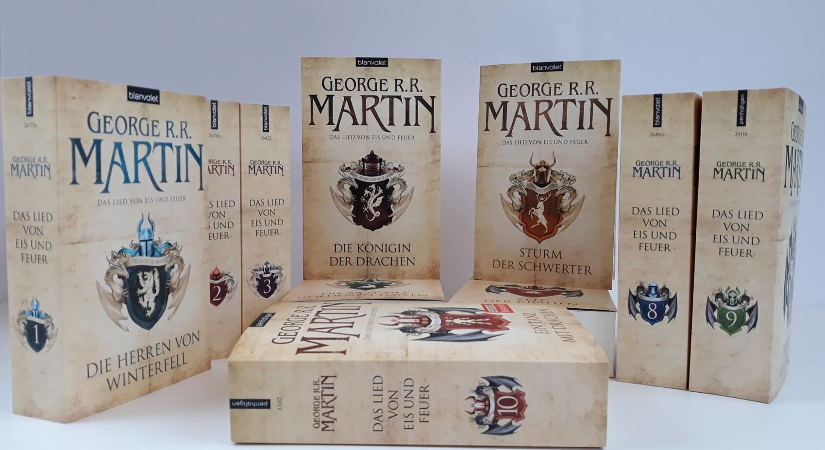 Die Herren Von Winterfell Das Lied Von Eis Und Feuer 1 By George Rr Martin
