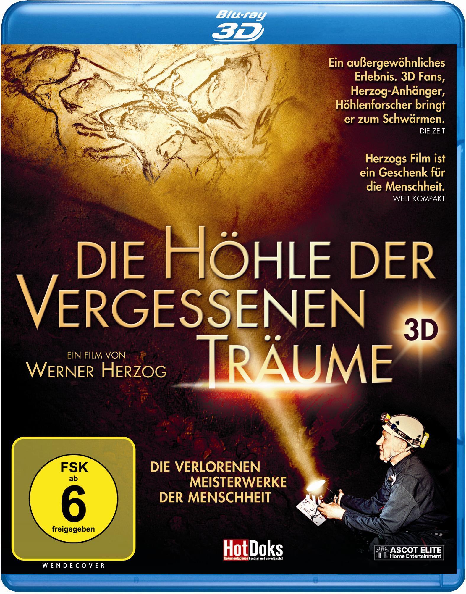 Image of Die Höhle der vergessenen Träume - 3D-Version