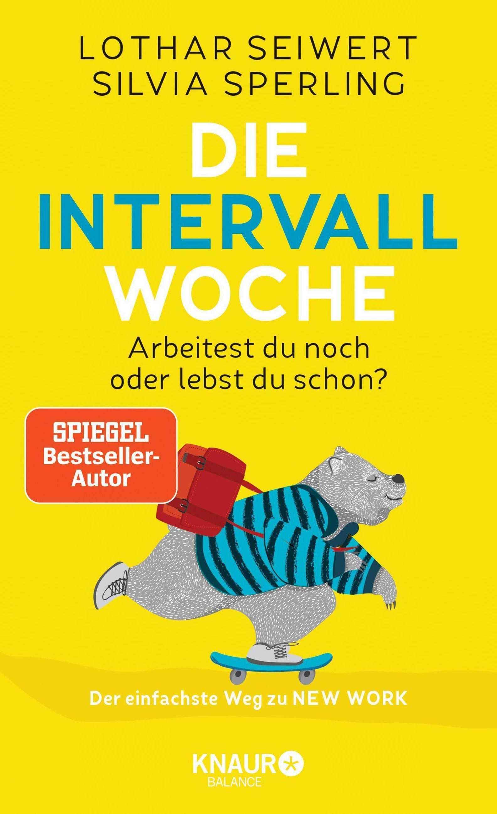 Die Intervall Woche Buch Von Lothar Seiwert Versandkostenfrei Bestellen