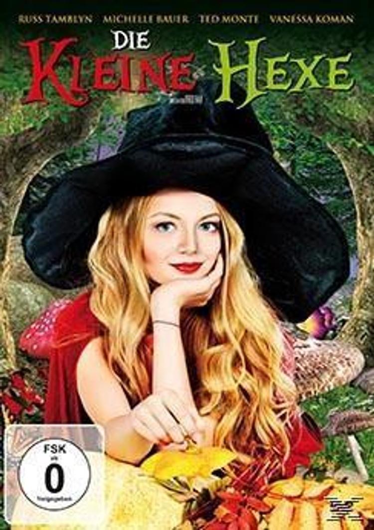 Die Kleine Hexe Dvd