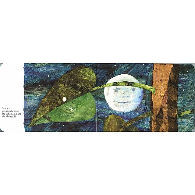 Die Kleine Raupe Nimmersatt Buch Bei Weltbild Ch Online Bestellen