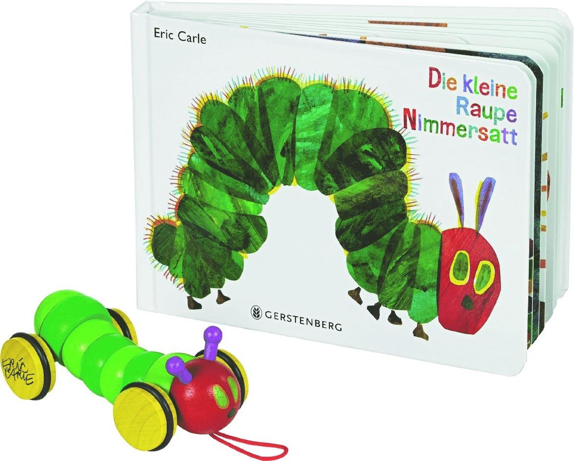 Die Kleine Raupe Nimmersatt Geschenkset Buch Versandkostenfrei